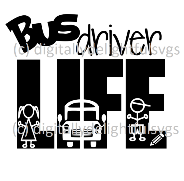 13++ Bus driver clipart black and white ideas in 2021