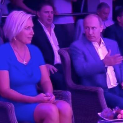 Vladimir Putin Takes Former Boxing Champion On A Date Boxing Champions Vladimir Putin Putin