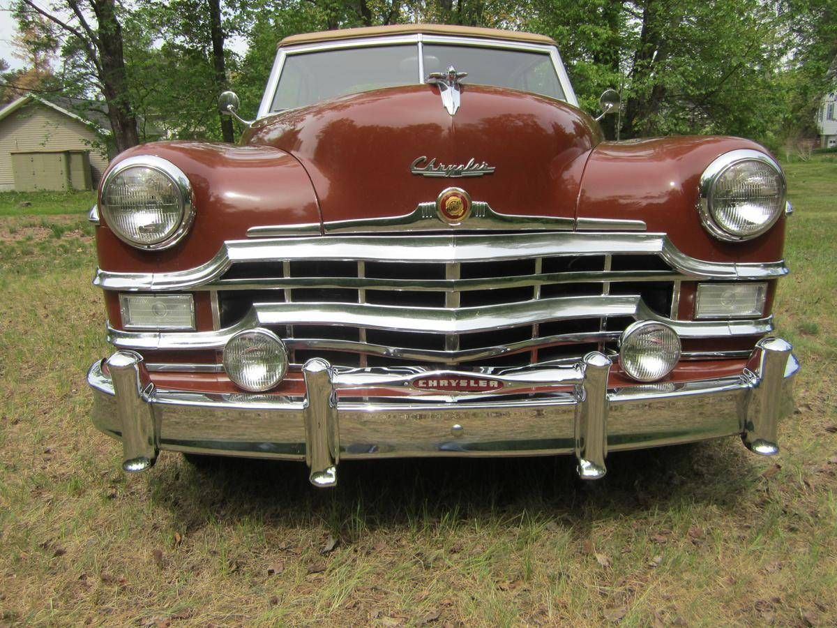 1949 chrysler town country convertible for sale 1742453 hemmings motor news