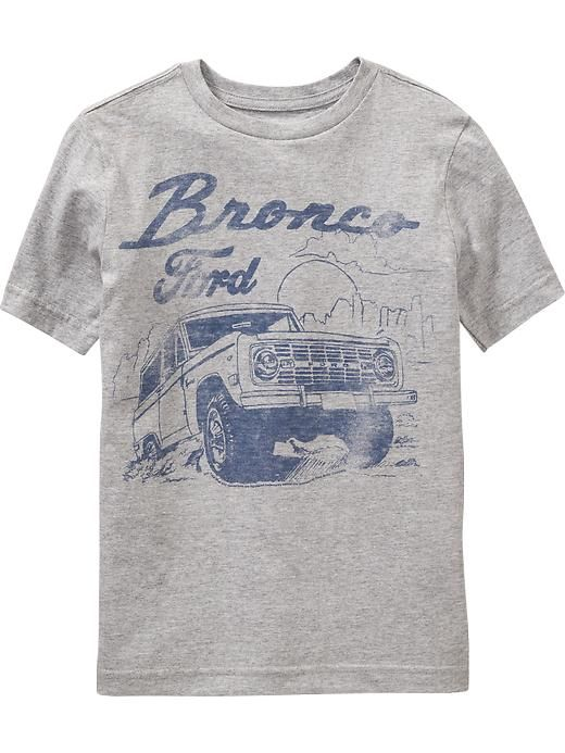 new product 746a4 97082 Boys Ford Bronco™ Tees | will | Ford bronco, Bronco ...