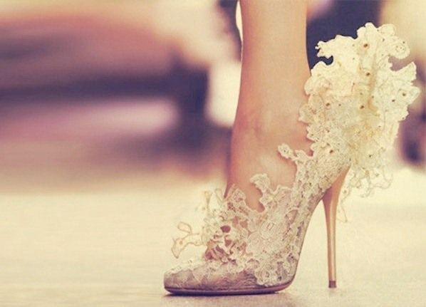 Organza Wedding Shoes