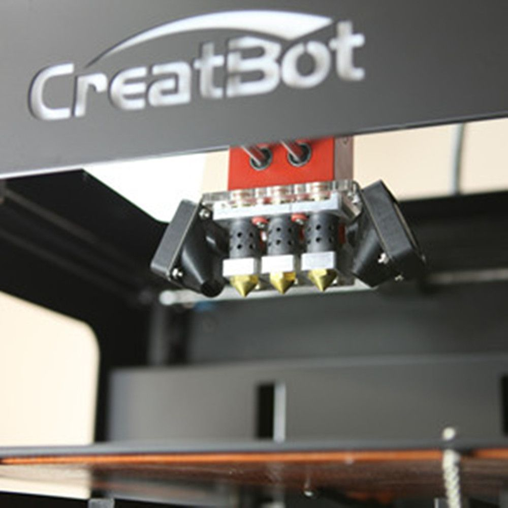 CreatBot 3d printer parts for upgrade high temperature