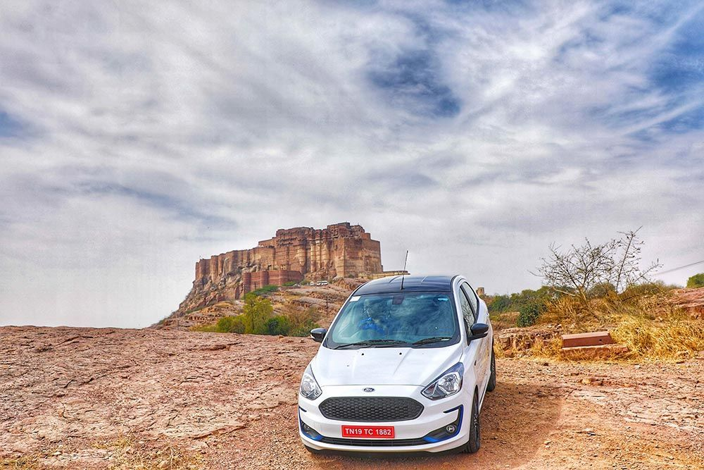 New Ford Figo 2019 Photos [Exclusive Images] Ford, 2019