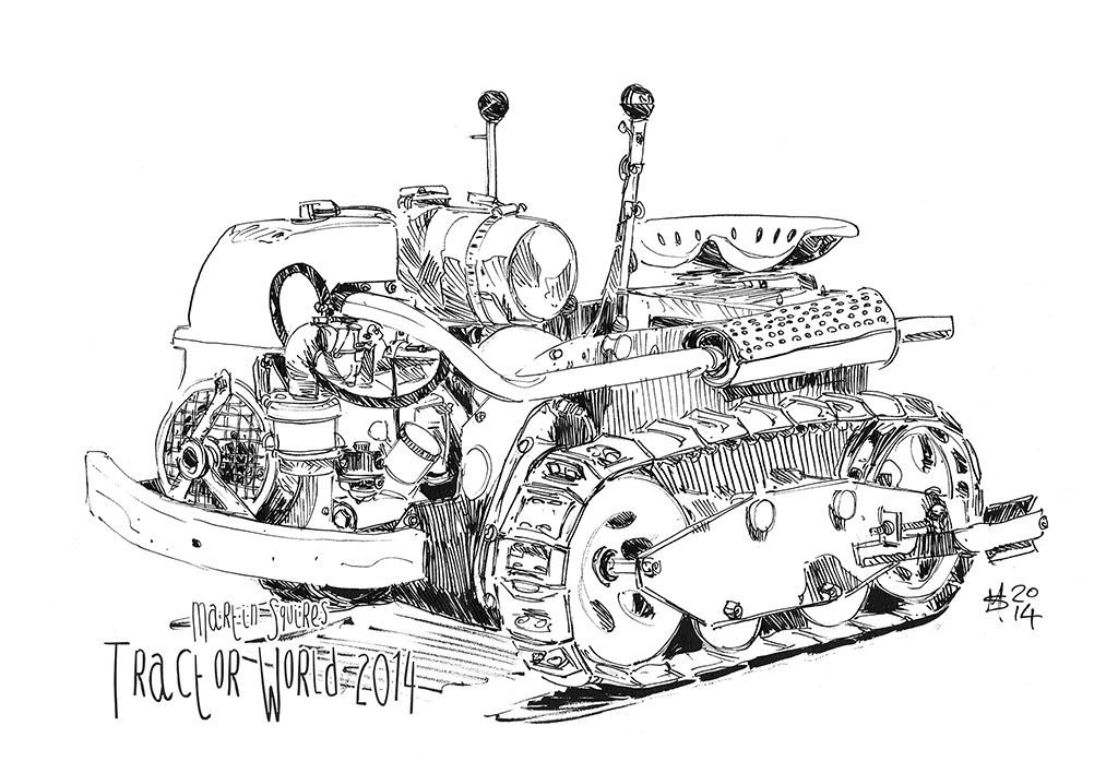 1959 Ransomes MG with Winch | Martin Squires | Pinterest