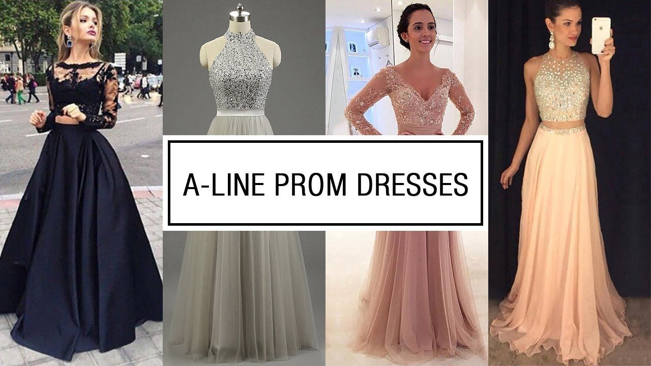 Buy Cheap A Line Prom Dresses 2018 Online - Best 30+ Party Evening ...