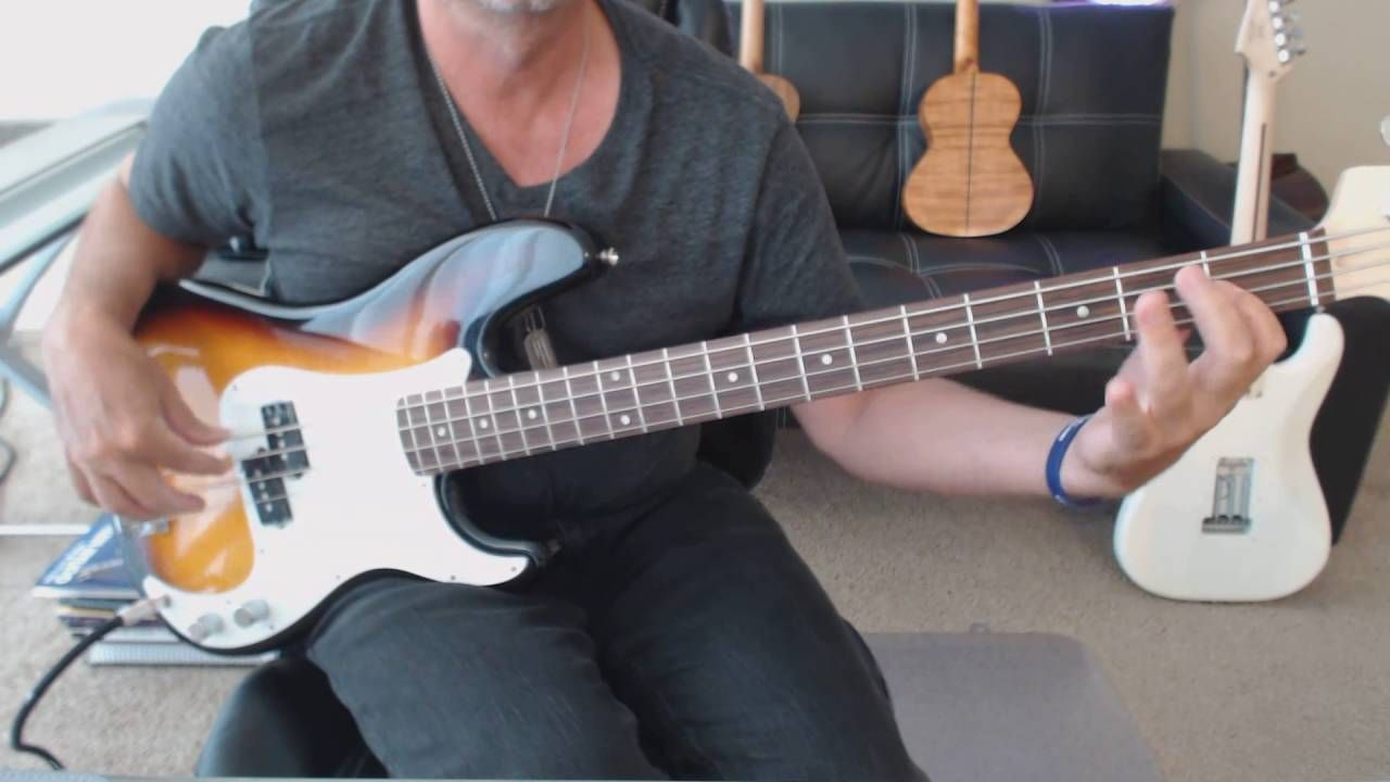 Queen Crazy Little Thing Called Love Bass Tab Preview Bass Tabs