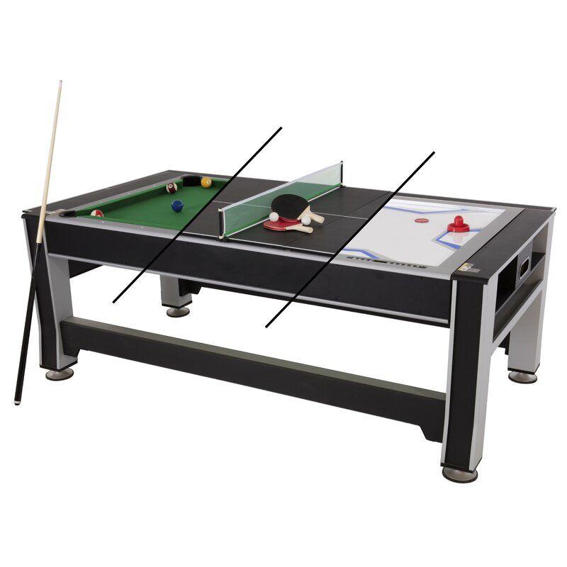 Mesa de Ping Pong para Colocar Encima del Billar Alcaraz Devessport Ideal para Jugar con Amigos Dinner Top for PL0650