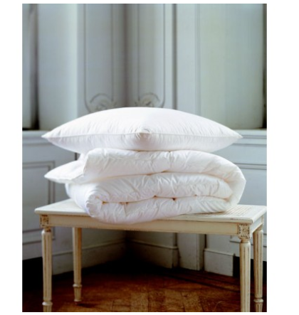 Yves Delorme Down And Feather Firm Pillow Goose Down Pillows Pillows Down Comforter Bedding