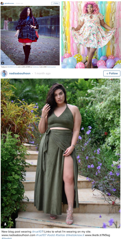 17 Plus-Size Fashion Blogger Instagram Accounts You Need To