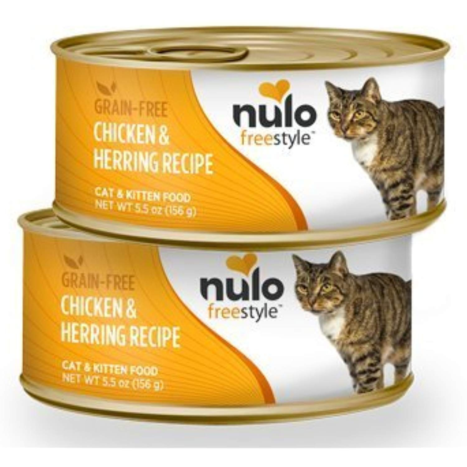 Nulo GrainFree Cat Chicken Can (Case of 12), 5.5 oz Be