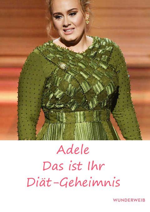 Adele Das Ist Ihr Diat Geheimnis Mit Bildern Adele Diat