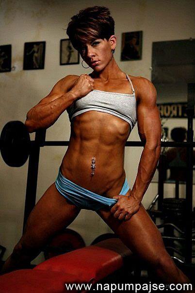 Allison moyer muscle babe phrase