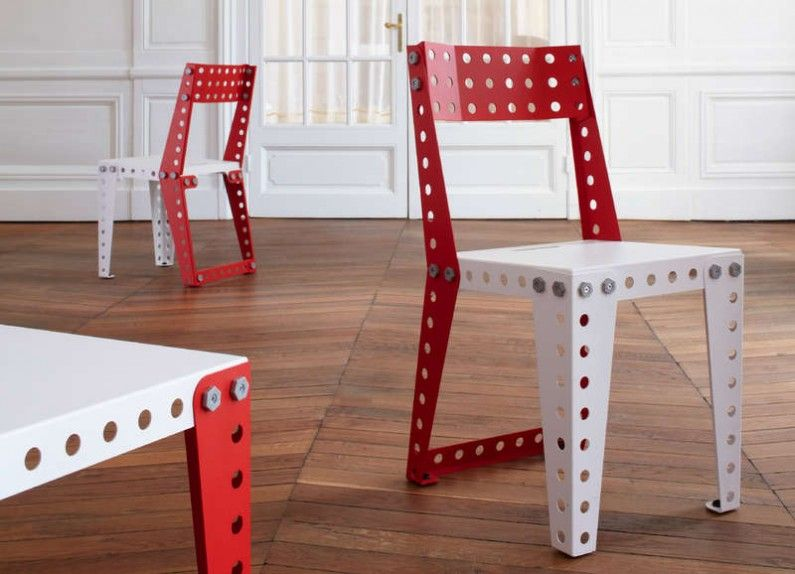 Meccano home meubles pour adulescents made in france