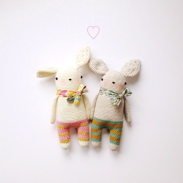 Gudule | amigurumis | Pinterest | Conejo, Tejido y Juguetes para bebé