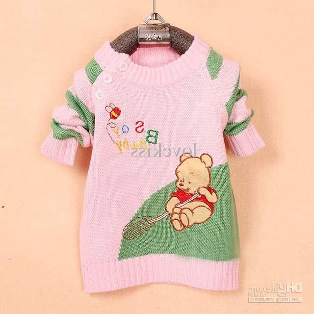 buy wholesale - Fashion Knitting Patterns Long Sleeve Pullover Children Sweater Kids Sweater Pullover Child Clothing