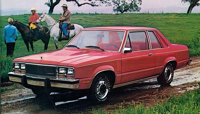 1980 Mercury Zephyr Turbo Coupe Mercury Cars American Classic Cars Car