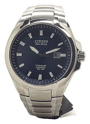 Citizen BM7170-53L Mens Titanium Eco-Drive Sapphire Blue Dial Sporty 43mm Watch https://t.co/RWDhdWLdBr https://t.co/BjZ6oOMcmb