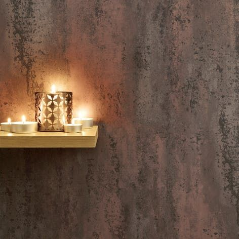 Ancona Copper Red PVC Shower Wall Panel | Rearo Laminates ...