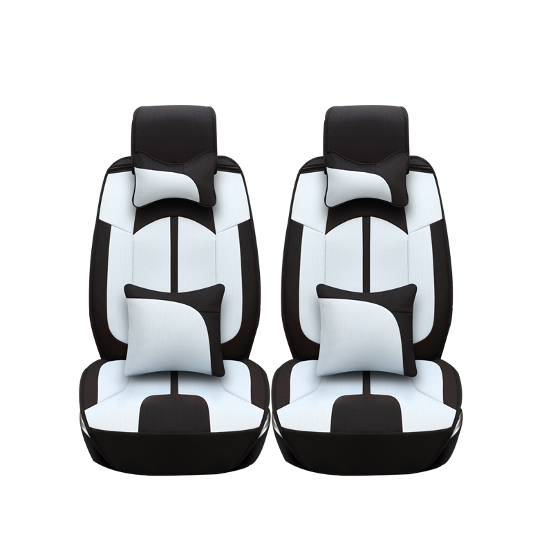 98.00$  Buy here - http://ali3h4.worldwells.pw/go.php?t=32791139955 - Linen car seat covers For Nissan Qashqai Note Murano March Teana Tiida Almera X-trai juke car accessories styling