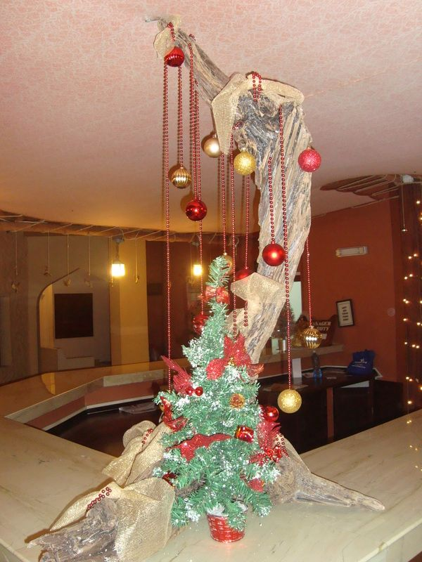 Great Christmas Decoration Done At Turtle Bay Beach Club