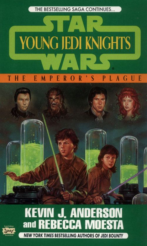 Young Jedi Knights: The Emperor's Plague (Paperback)