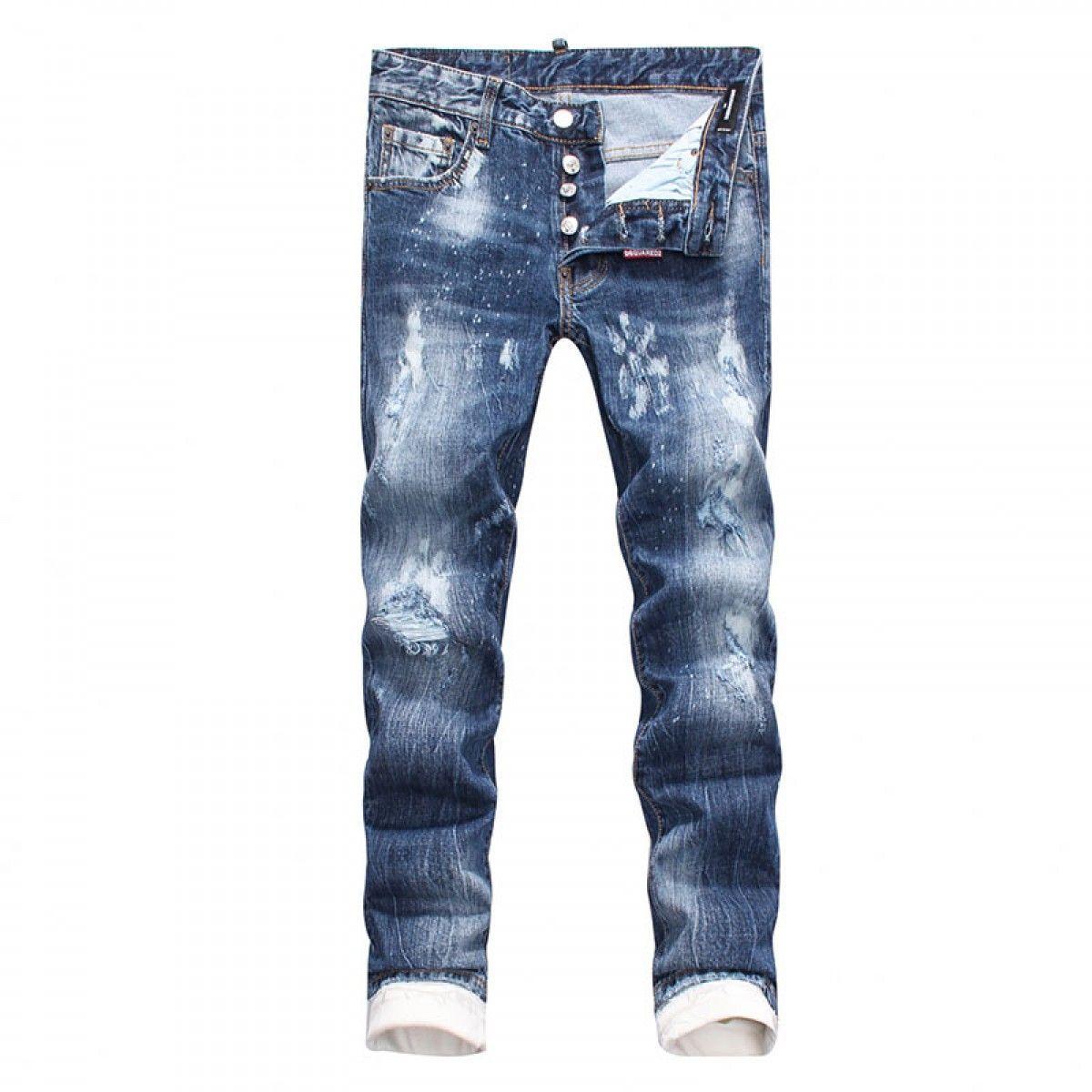 3c6d6ae236e Jeans Dsquared2 letras