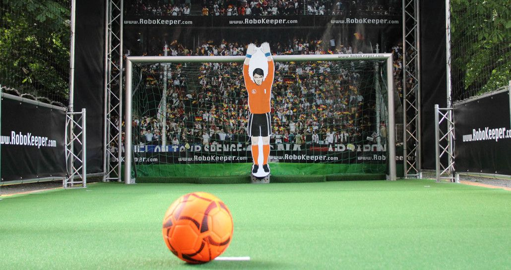 Image result for robot goalkeeper