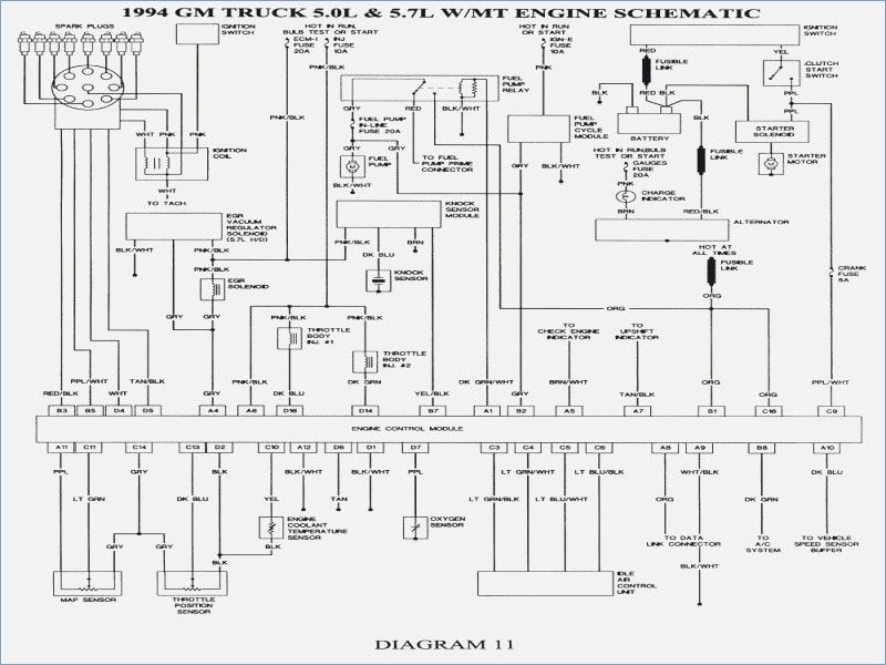 1994 Chevy Z71 Wiring Diagram