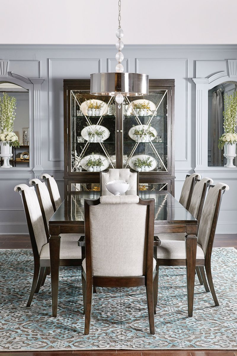 5 Ways To Make Your Dining Room Look More Expensive  The Simple Bernhardt Dining Room Set Inspiration
