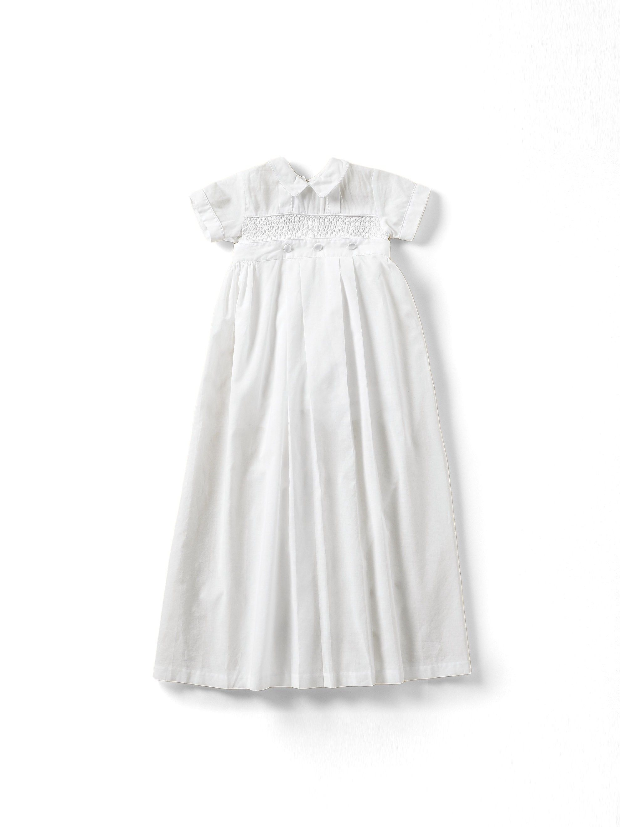 Kissy Baby\'s Christening Gown - White 0-3 Months | Products ...