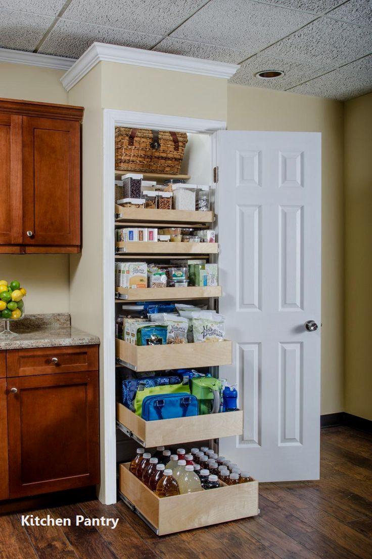 New Kitchen Pantry Ideas Kitchenpantry In 2019 Pantry