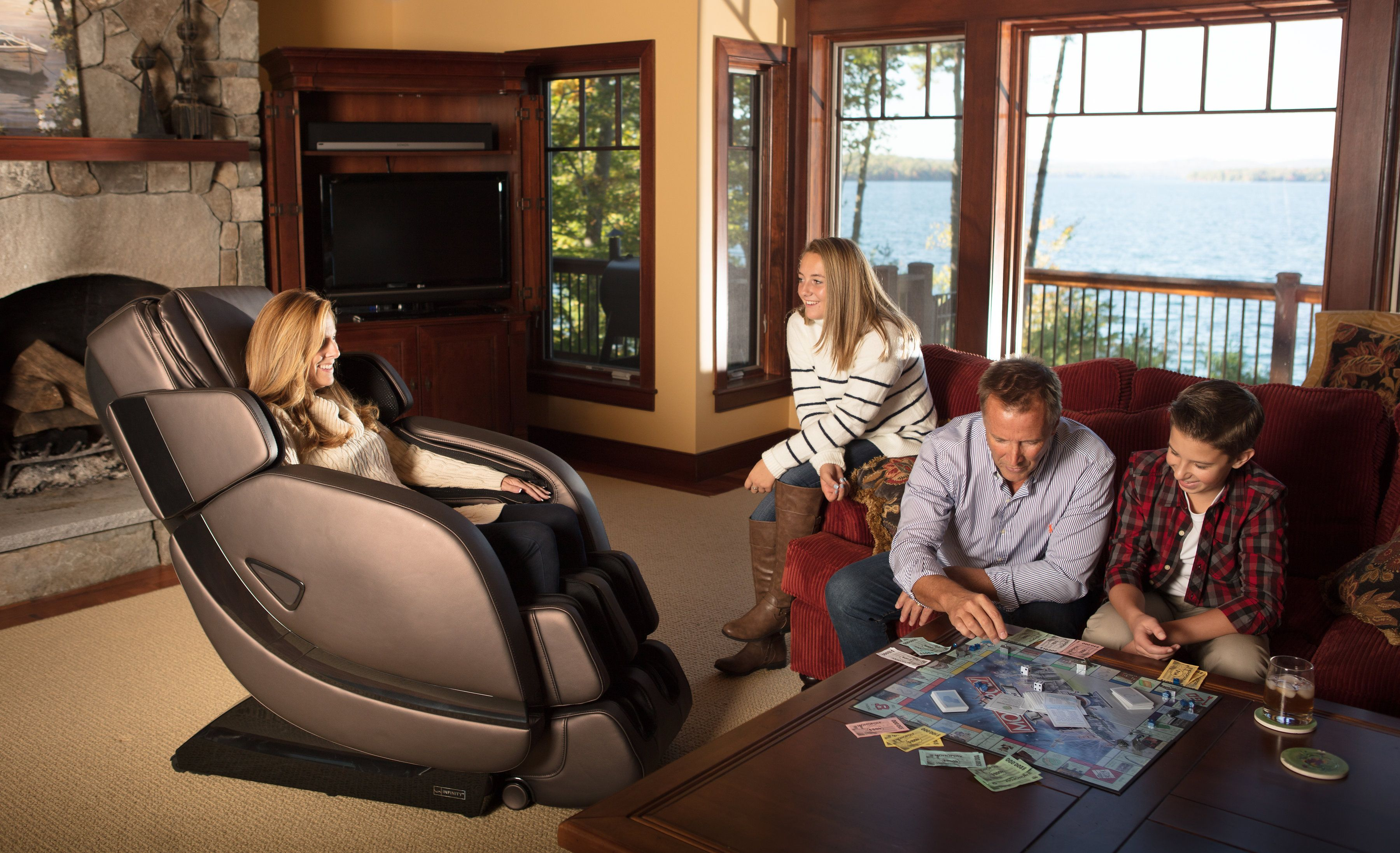 infinity massage chair company in 2020 Massage chair