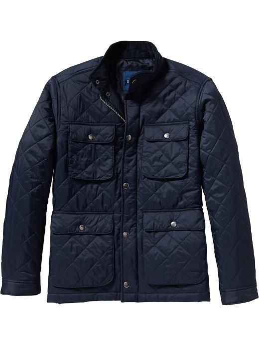 Men's Quilted Barn Jackets Product Image | things I love | Pinterest : mens quilted barn jacket - Adamdwight.com