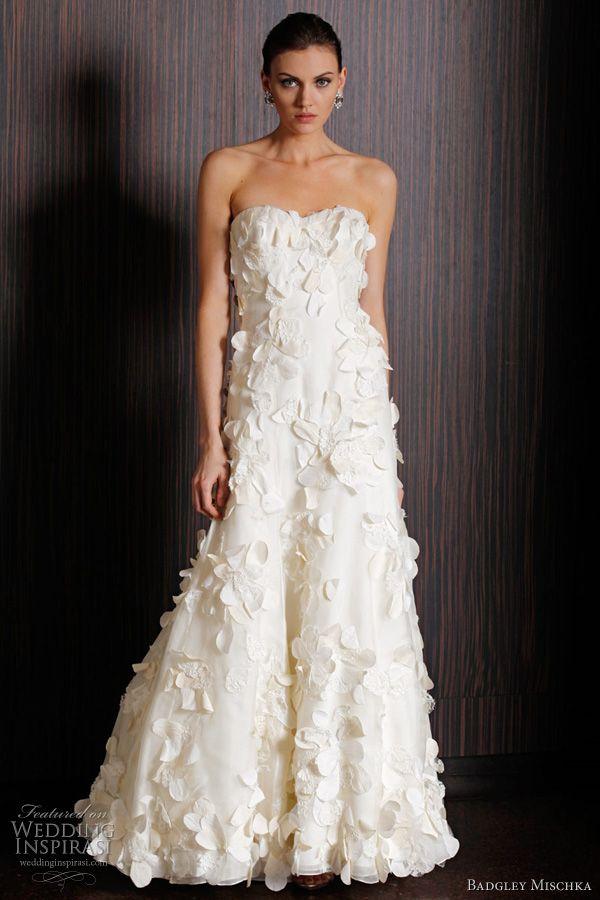 Badgley Mischka Bridal Spring 2011 Collection | Badgley mischka ...
