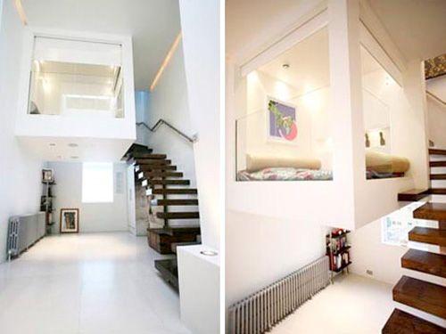 24 idées de mezzanines pour votre loft | Idées loft, Plans ...