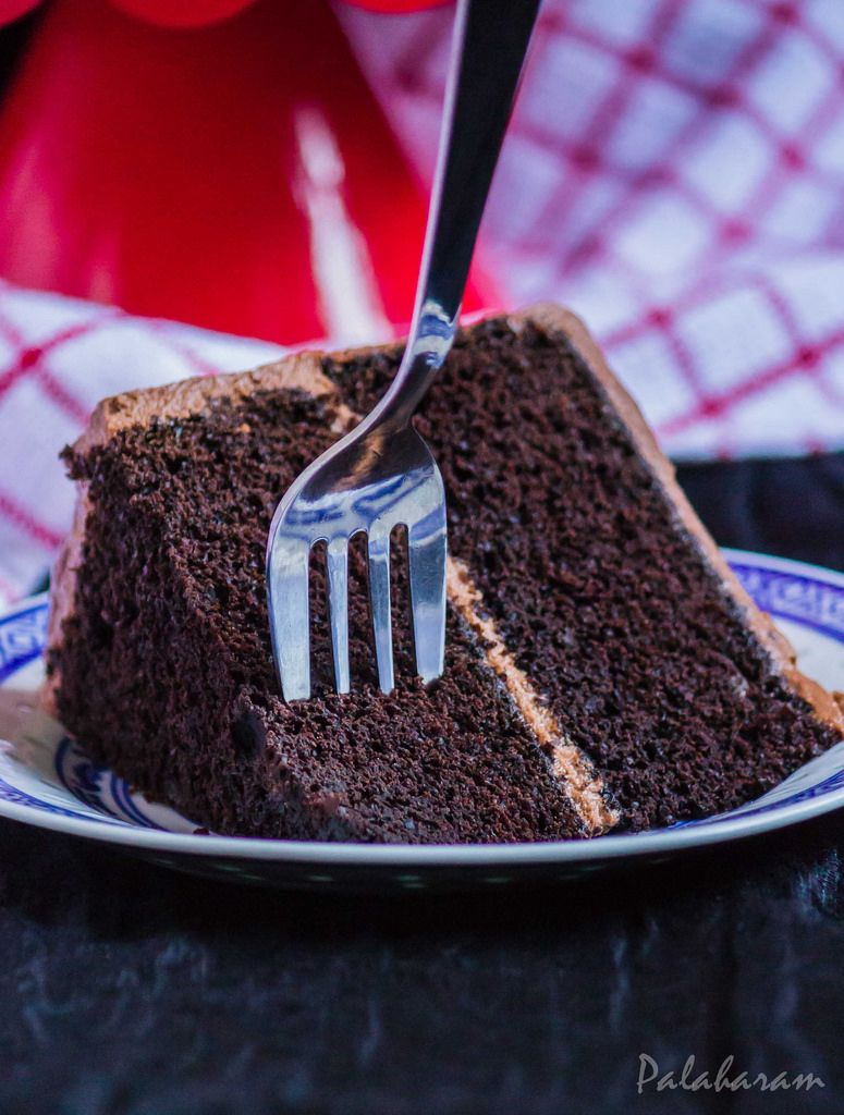 Chocolate Cake ~ with minimal butter | Food, Chocolate ...