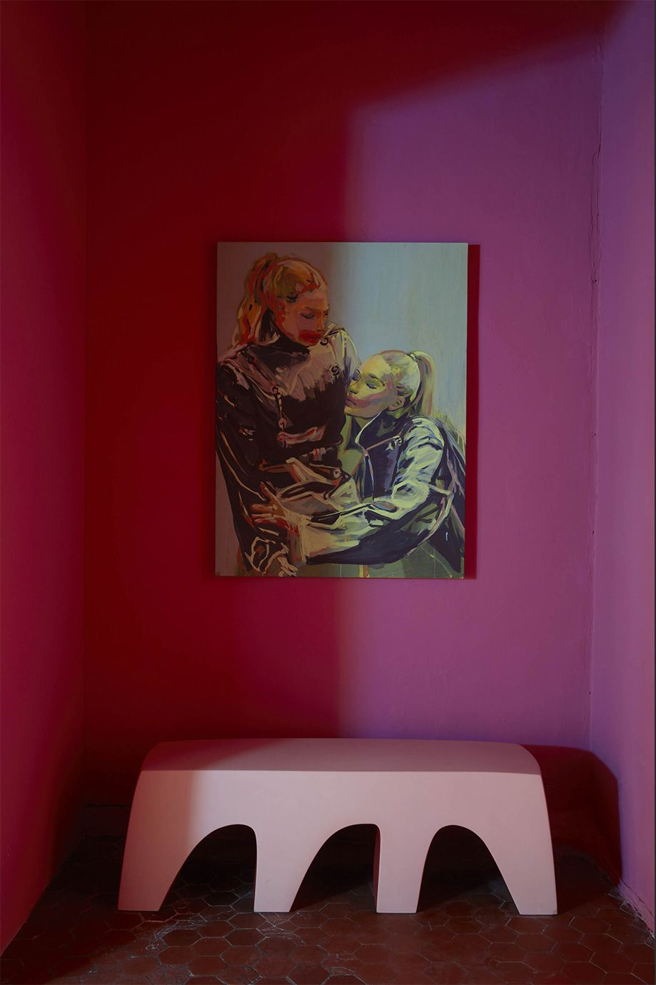 Julien Oppenheim Pierre Yovanovitch Gallery Design