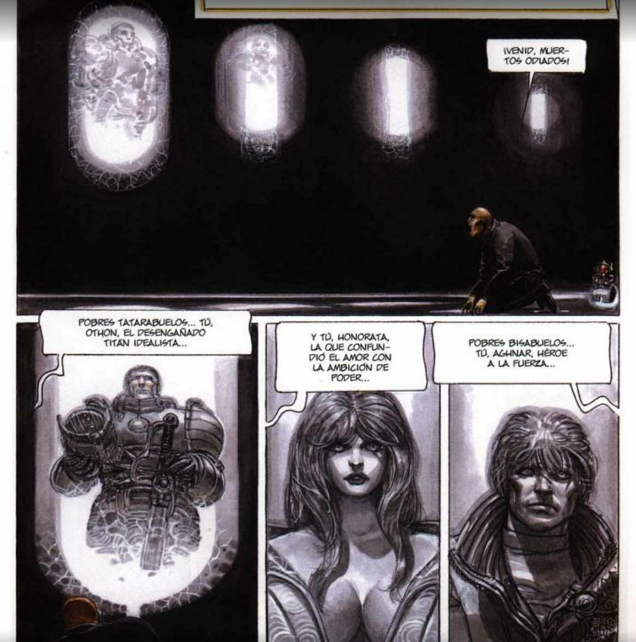 The Metabarons. Jodorowsky. Gimenez (A)
