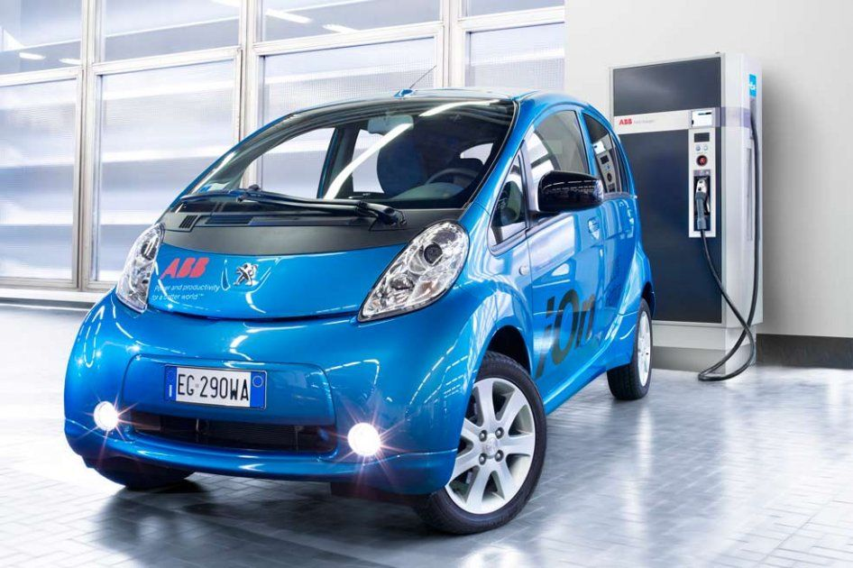 Tendencia de autos electricos