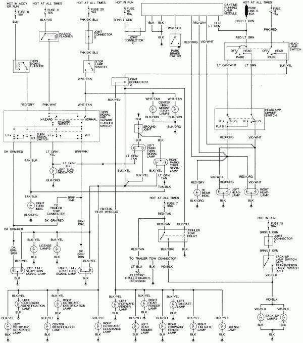 92 Dodge Truck Wiring Diagram | Wiring Diagram on emergency exit lighting dual battery wiring diagram, crispaire wall mount unit wiring diagram, class 2 transformer wiring diagram, 2007 jeep grand cherokee trailer light wiring diagram,