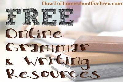 online writing grammar homeschool resources how to   online writing grammar homeschool resources how to homeschool for