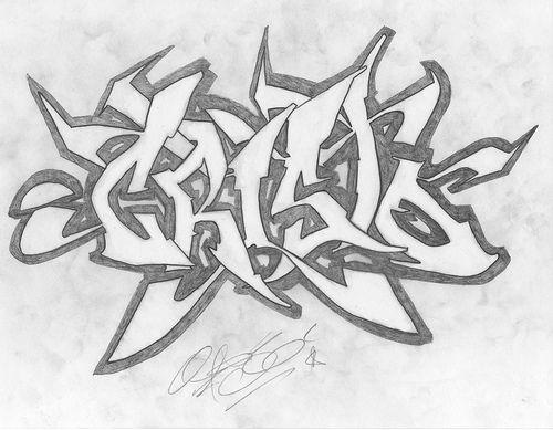 dibujos de graffitis chidos gris ideas para hacer graffitis