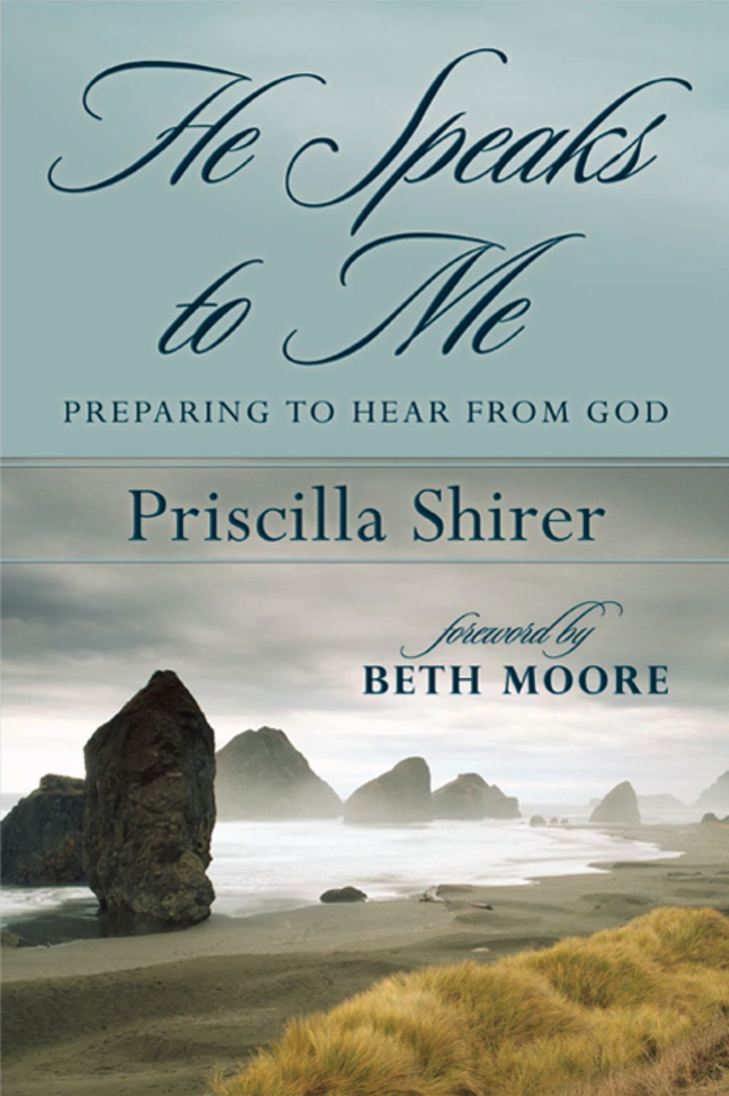 He speaks to me preparing to hear the voice of god ebook
