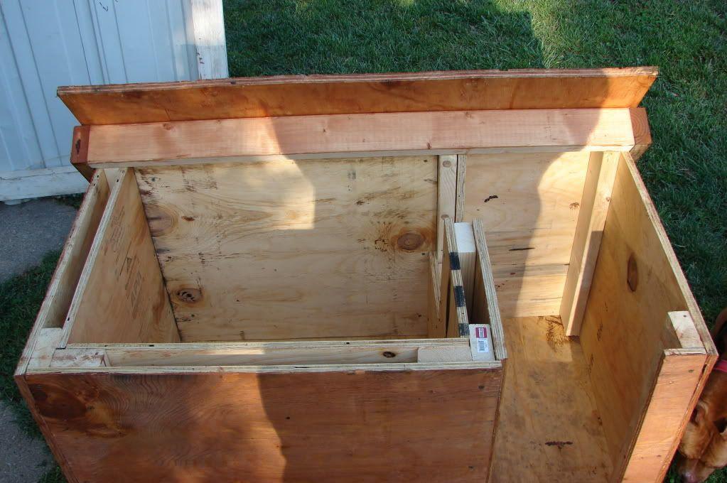 16+ Insulated dog house ideas