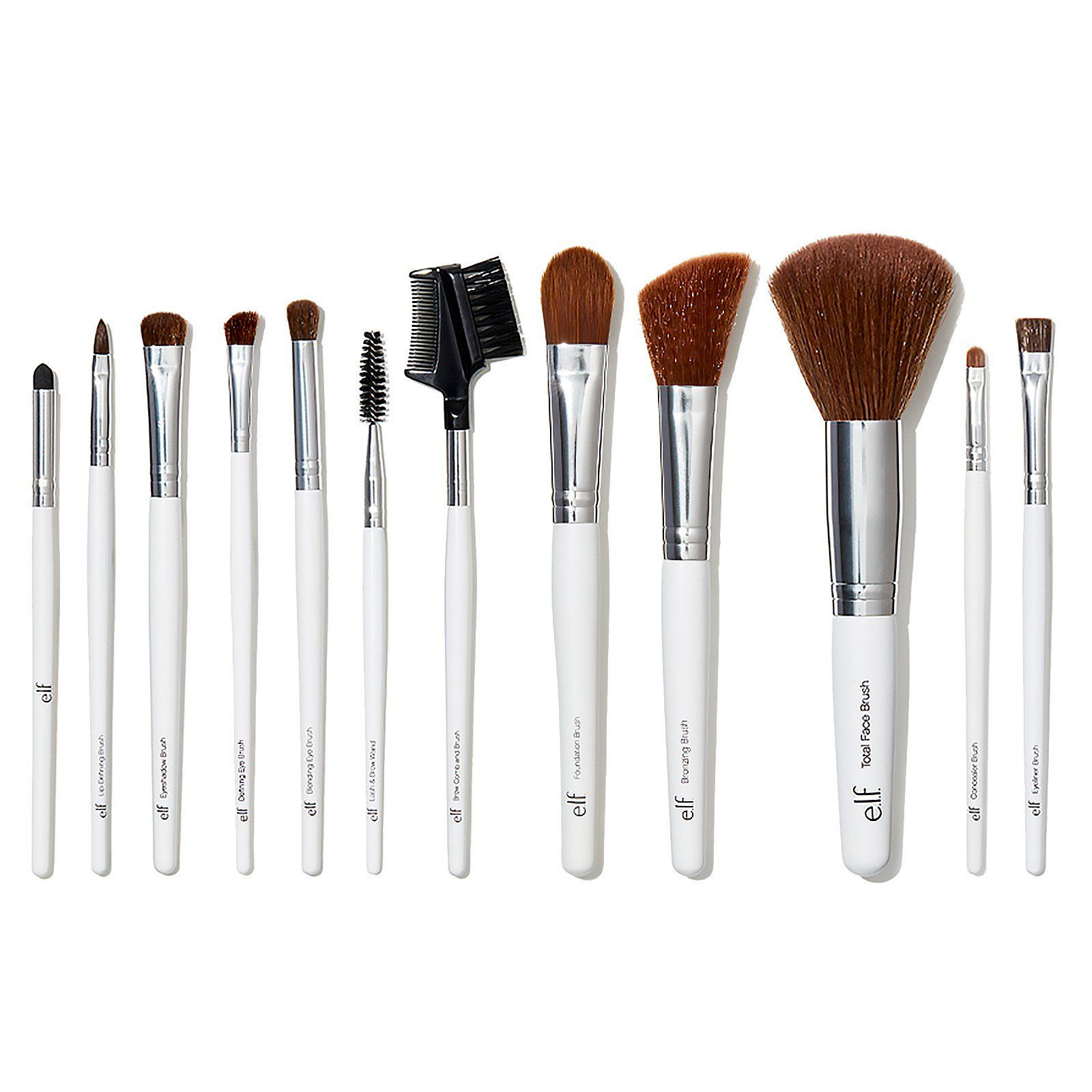 32 piece Professional Makeup Brush Kit Look Love Lust