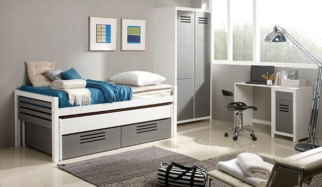 Habitaciones juveniles para hombres buscar con google - Dormitorios juveniles chicos ...
