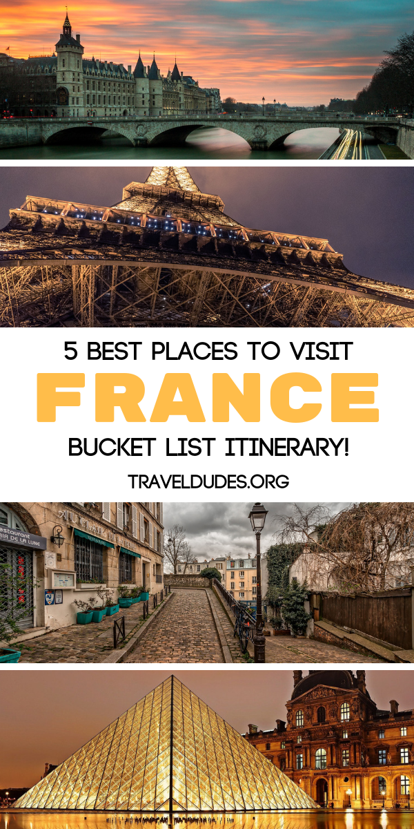 Great Places to Visit in France -   18 travel destinations Paris beautiful places ideas