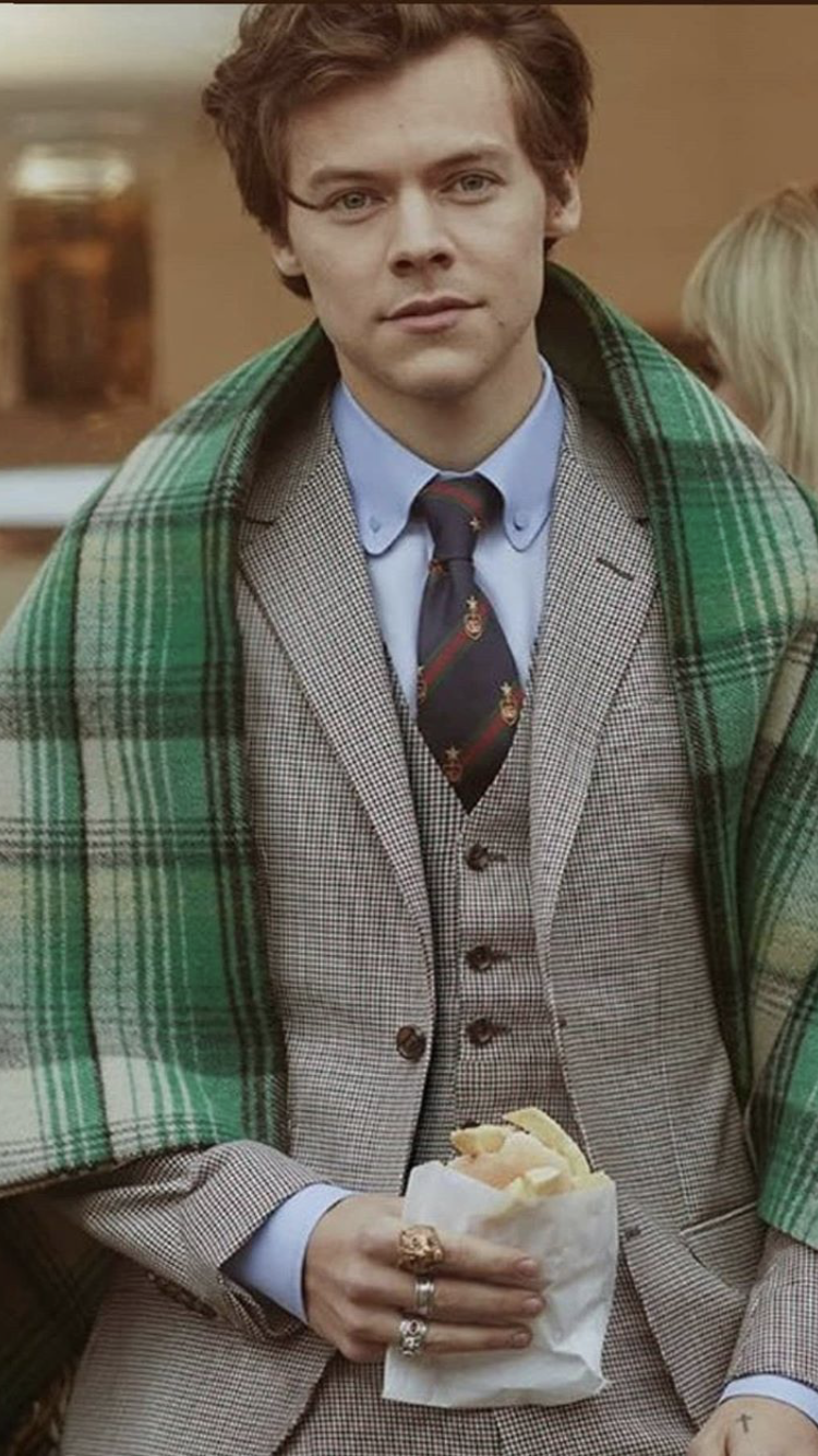 a78f50d7a NEW// Harry for the Gucci Tailoring Campaign | harry styles in 2019 ...