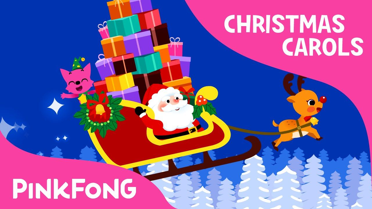 Jingle Bells | Christmas Carols | PINKFONG Songs for Children ...