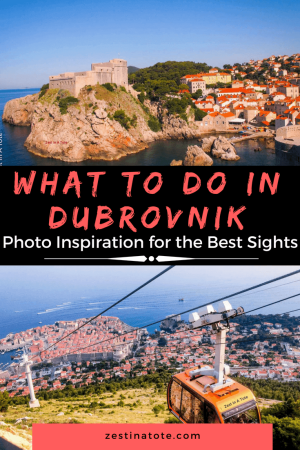Dubrovnik A K A King S Landing Laid Out In All Its Glory Zest In A Tote Europe Travel Travel Europe Travel Guide